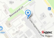 Компания «ПромКварц» на карте