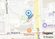 Компания «ИМПЕРИЯ ОТДЕЛКИ» на карте
