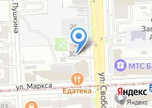 Компания «Газпромнефть-Челябинск» на карте