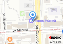 Компания «ПДК» на карте