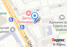 Компания «ОРТОСФЕРА» на карте