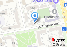 Компания «Printcore» на карте