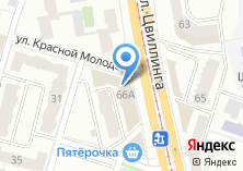 Компания «AMIR» на карте