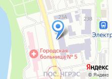 Компания «ЧЭнК Челябинский энергетический колледж им. С.М. Кирова» на карте