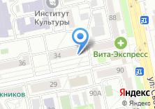 Компания «Ваша Мебель» на карте