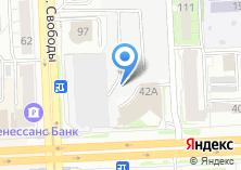 Компания «Областной центр народного творчества» на карте