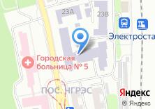 Компания «КопирЭнерго» на карте