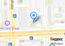 Компания «Новатэк-Челябинск» на карте