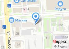 Компания «Secret-Bs» на карте