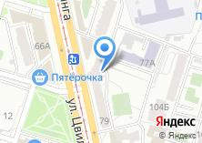 Компания «ITI174» на карте