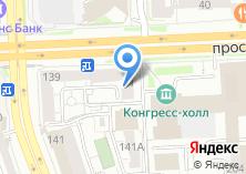 Компания «Яблочко» на карте