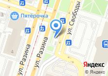 Компания «Торгово-сервисный магазин» на карте