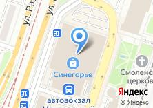 Компания «МкМ» на карте