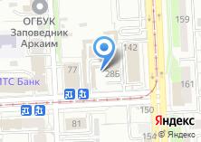 Компания «Керамик Холл сеть салонов керамической плитки» на карте