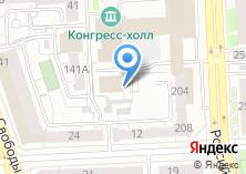 Компания «СТОА» на карте