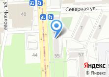 Компания «Чайкофский» на карте
