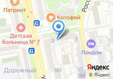 Компания «Monami-online.ru» на карте