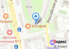 Компания «Ева.Дом» на карте