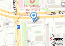 Компания «Техно-Лидер» на карте