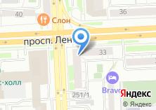 Компания «Адвокат Фурсенко А.Г.» на карте