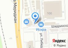 Компания «АВТОЗАПЧАСТИ ВАЗ» на карте