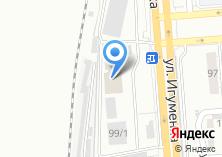 Компания «ГИБДД г. Челябинска» на карте