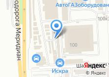 Компания «ЧелАвтоМаг» на карте