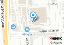 Компания «БалаковоРезиноТехнические изделия» на карте
