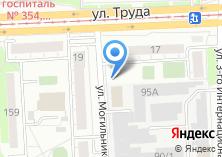 Компания «Уральская сервисная компания» на карте