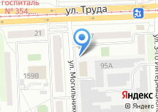 Компания «Полиграф-Центр» на карте