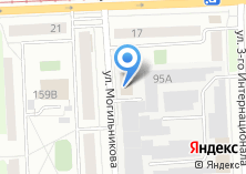 Компания «Экспертъ-Бюро» на карте