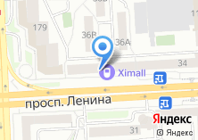 Компания «Вышивка & Пряжа» на карте