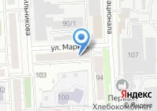 Компания «РосТендерГрупп» на карте