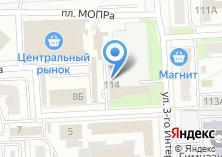 Компания «Челябгорэлектросети» на карте