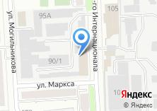 Компания «Унион» на карте