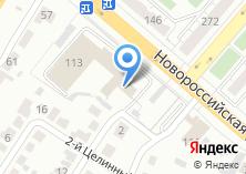 Компания «Производственно-технический центр ФПС по Челябинской области» на карте