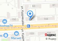 Компания «Журавль» на карте