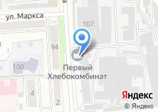 Компания «Эмитент консалтинг» на карте