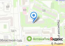 Компания «Сфера еды» на карте