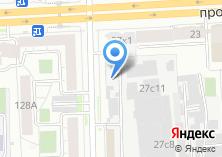 Компания «Спецформика» на карте