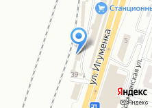 Компания «КроссЛайн» на карте