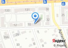 Компания «УФМС» на карте