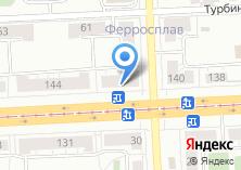 Компания «Мера» на карте