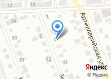 Компания «Промком» на карте