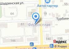 Компания «Адвокатский кабинет Гайнитдиновой Г.Ф» на карте