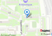 Компания «Три О» на карте