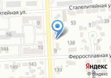 Компания «Владимирович» на карте