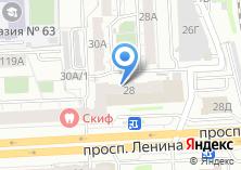 Компания «ПРОИЗВОДСТВЕННАЯ КОМПАНИЯ АВТОЭСТЕТИКА» на карте