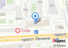Компания «Эдем тревел» на карте