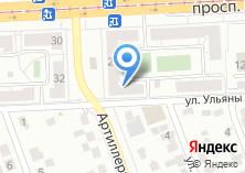 Компания «Мототорг» на карте